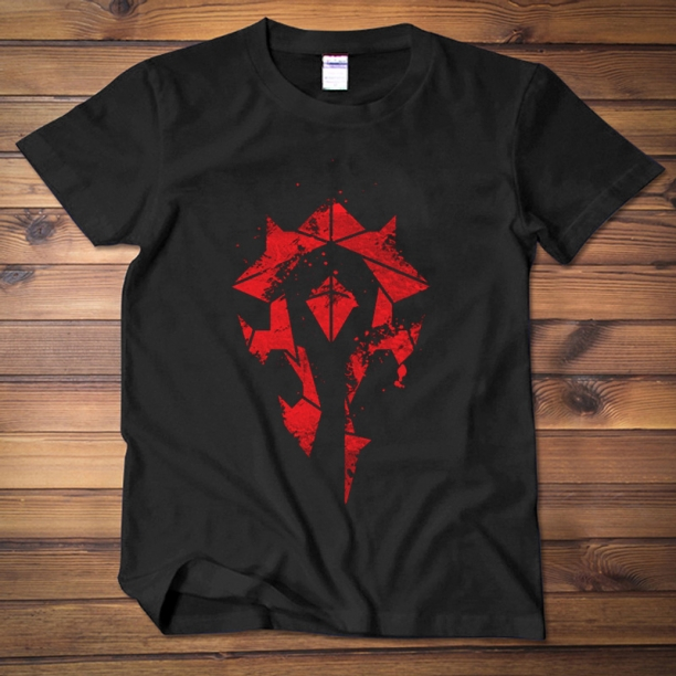 <p>Blizzard World of Warcraft Tee Hot Topic T-Shirt</p>