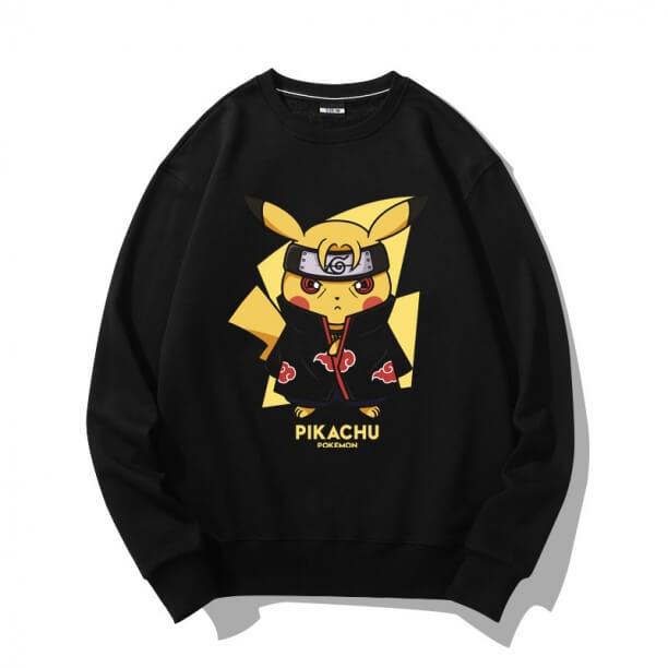 Uchiha Itachi Pikachu Jacket Pokemon Hoodies