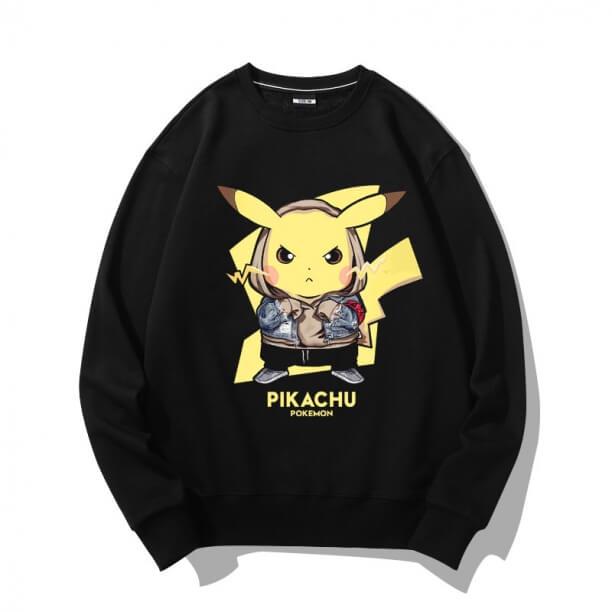 Pokemon Cowboy Pikachu Hoodie Tops