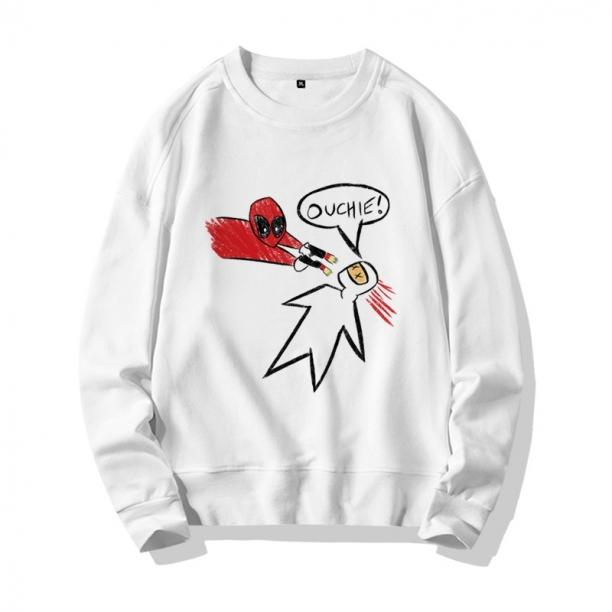 <p>Deadpool Jacket Cotton Sweatshirts</p>