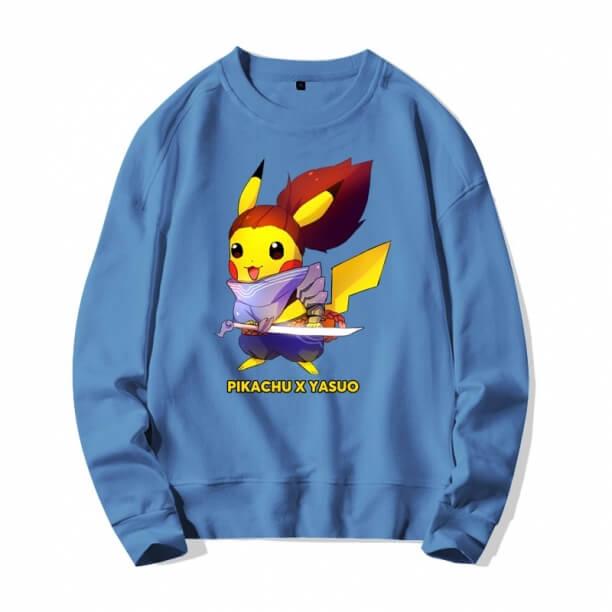 <p>Pikachu Sweatshirts League of Legends XXL Jacket</p>