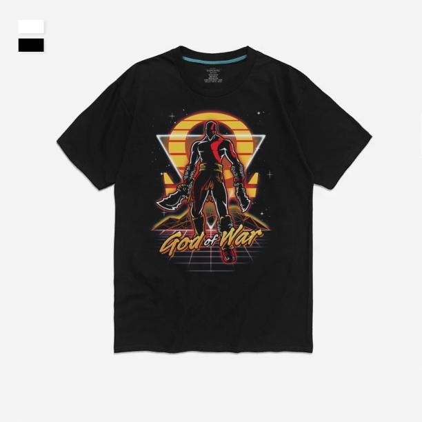 <p>God of War Tees Cool T-Shirts</p>