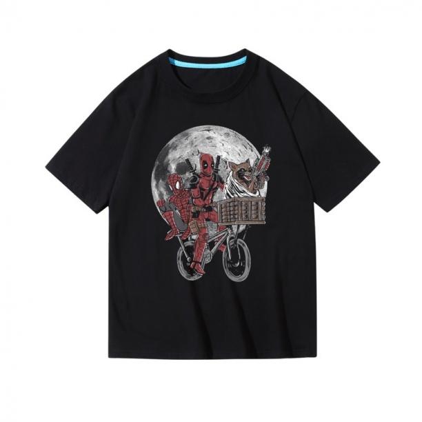 <p>XXXL Tshirt Marvel Superhero Deadpool T-shirt</p>