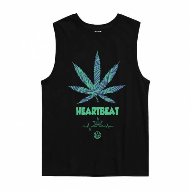 Leaf Tank Tops Tshirt