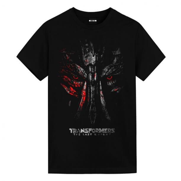 Quality Transformers Megatron Black T-shirt