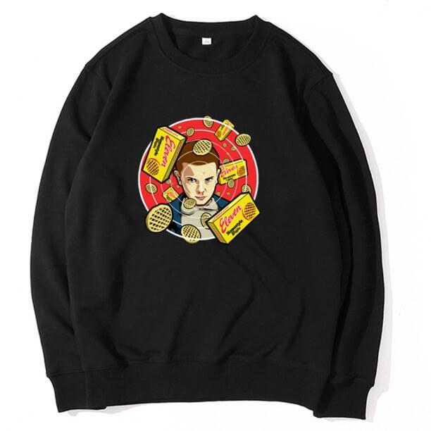 <p>Cotton Coat Stranger Things Sweatshirts</p>