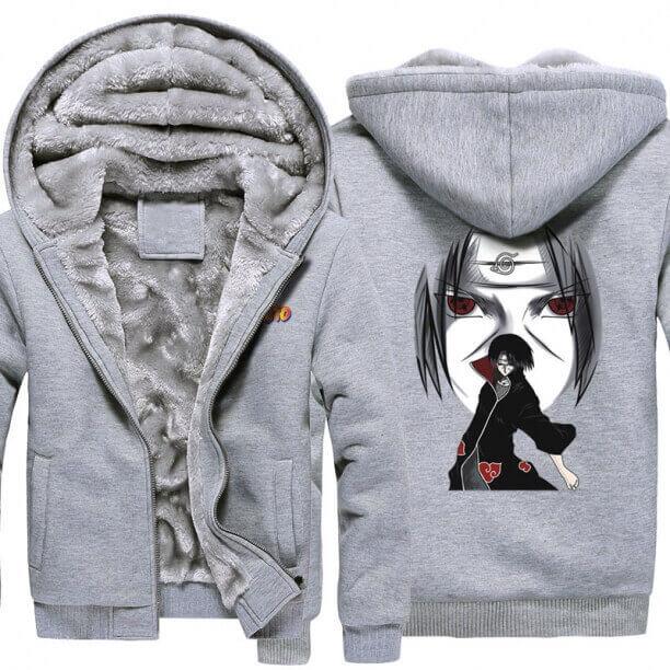 <p>Naruto Uchiha Itachi Winter Warm Hoodies</p>