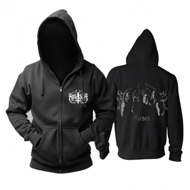 Awesome Marduk Hoodie Metal Music Sweat Shirt