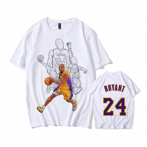 Kobe Bryant Black Mamba Shirt