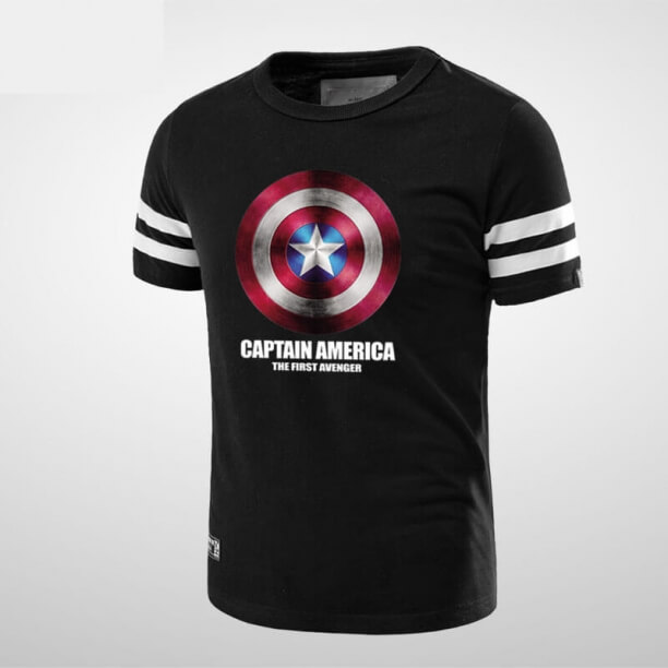 Marvel Comics Captain America T Shirts