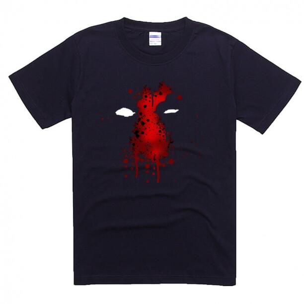 Marvel Deadpool Tshirt Black XXL T-shirt for youth