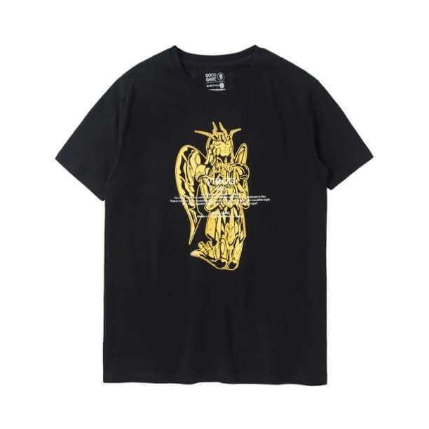 Quality Saint Seiya Virgo Tee Shirt