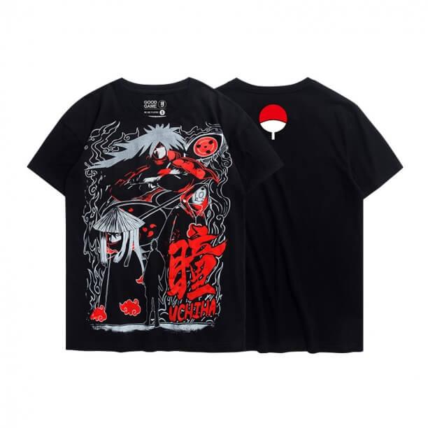 Naruto Uchiha Madara T-shirt