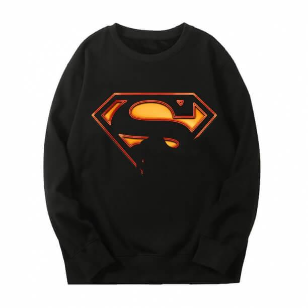 Superman Sweatshirt Marvel Hot Topic Coat
