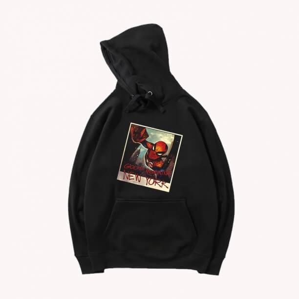 Spiderman Jacket Marvel Quality Hoodie