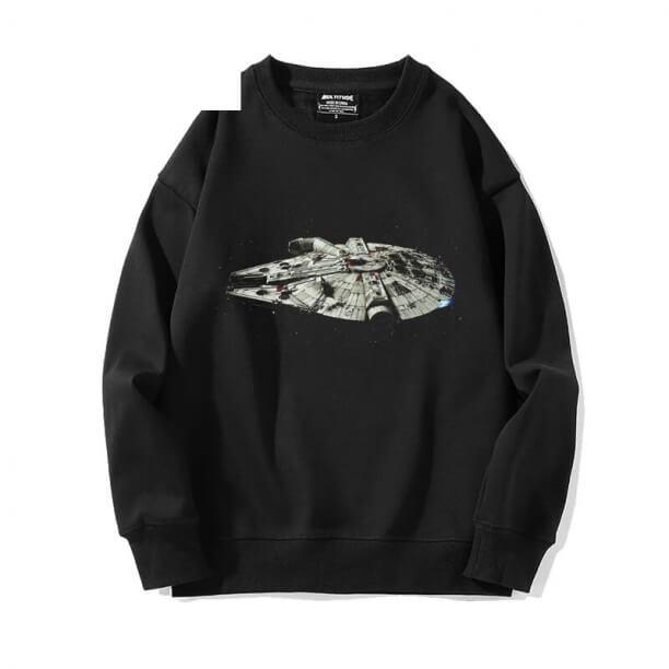 Star Wars Coat Crewneck Sweatshirts