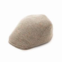 Male Autumn Winter Fashion Gentleman Peaked Caps Gray Retro Casual Warm Beret Adjustable