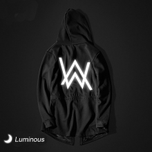 Luminous Alan Walker Hooded Sweatshirt Faded Cosplay Long Hoodie