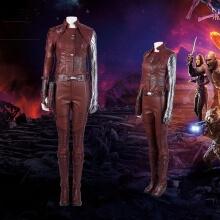 Marvel Avengers Nebula Costume Quality Halloween Cosplay