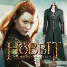 The Hobbit Tauriel Cosplay Costume