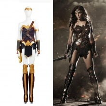 Wonder Woman Costume Diana Princess Cosplay Costume