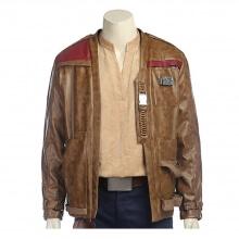 Men Star Wars 8 Cosplay Costume Finn Cosplay Jacket Men...