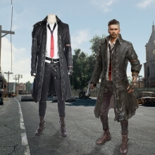 PUBG Cosplay Costume Playerunknown'S Battlegrounds Jacket for Men