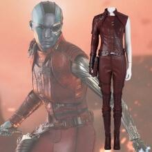 Marvel Avengers Endgame Nebula Cosplay Costume