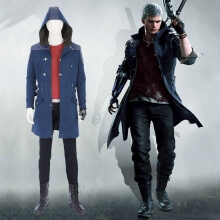 Devil May Cry Dmc 5 Nero Cosplay Costume