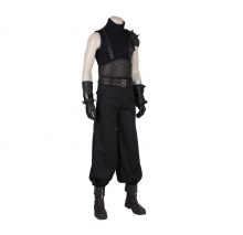 Final Fantasy VII Remake Costume Claude Strife Cosplay