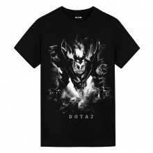 Dark Shadow Fiend Tee Shirt DOTA 2 Heroes