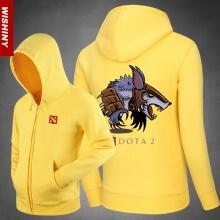 <p>Defense of the Ancients DOTA 2 Hooded Jacket Ursa Hoodie</p>