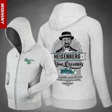 <p>Breaking Bad Hooded Jacket Movie Personalised Hoodie</p>