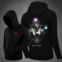 <p>Blizzard Defense of the Ancients DOTA 2 Tops Invoker Hoodies</p>
