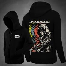 <p>Personalised Tops Movie Star Wars Hoodie</p>
