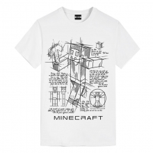 Quality Minecraft T Shirt