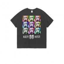 <p>Cotton Tshirt Rock Marilyn Manson T-shirt</p>