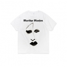 <p>Cool Shirts Rock Marilyn Manson T-Shirts</p>