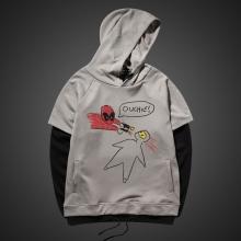 Superhero Deadpool Sweater Hoodie