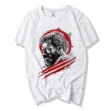 <p>Superhero Wolverine Tee Hot Topic T-Shirt</p>