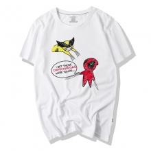 <p>Personalised Shirts Superhero Wolverine T-Shirts</p>