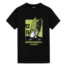 Dragon Ball DB Cell Tees Vintage Anime Tees