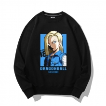 Android 18 Hoodie Dragon Ball Sweater