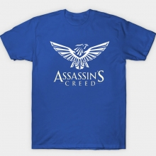 <p>Assassin&#039;s Creed Tee Cotton T-Shirts</p>