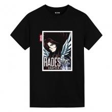 Saint Seiya Hades Tshirt Anime Print Shirt