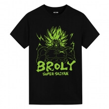 Dragon Ball Broly Tshirts Japanese Anime Shirts