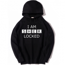 <p>Sherlock Hooded Jacket Quality Hoodie</p>