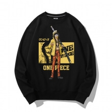 One Piece Trafalgar D. Water Law Sweatshirts Coat