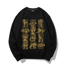 Saint Seiya Zodiac armor Sweater Hoodie