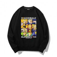 Dragon Ball Saiyan Character Sweatshirts Coat